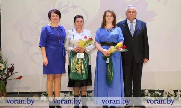 Орденом Матери награждены труженицы КСУП «Больтишки»